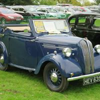 Luton Festival Of Transport 2017 (Classic Car Vintage Car)