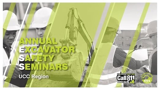 UCC Region Excavator Safety Seminar 2019