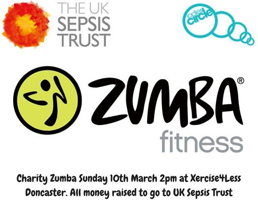 Charity Zumba for UK Sepsis Trust by Doncaster Ladies Circle