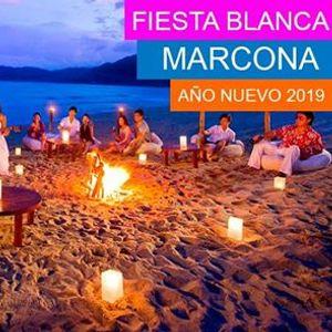 Ao nuevo 2019 Marcona - Fiesta blanca
