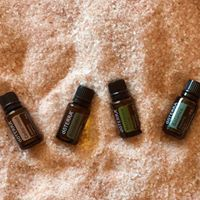 Intro to Essential Oils in the Salt Cave