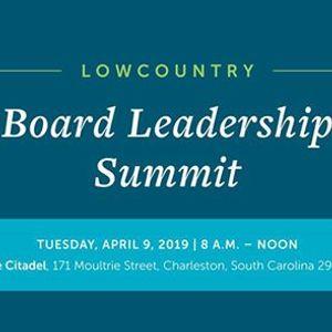 Lowcountry Board Leadership Summit