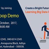 Attend the Hadoop Demo