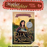 Mother Daughter Book Club Ella Enchanted