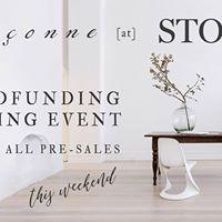 Garonne Crowdfunding Pre-Sale Event - Melbourne