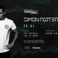 Transition ft Simon Patterson