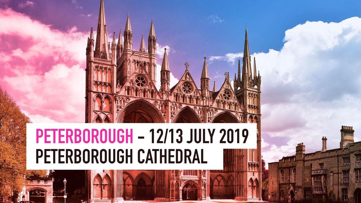 The Gin & Rum Festival - Peterborough - 2019