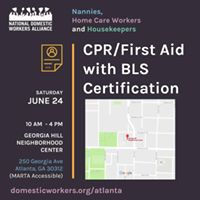 CPR First Aid with BLS Certification
