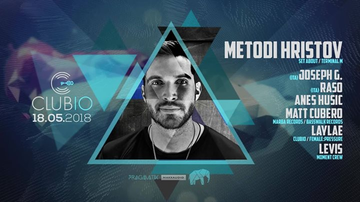 Clubio Presents Metodi Hristov