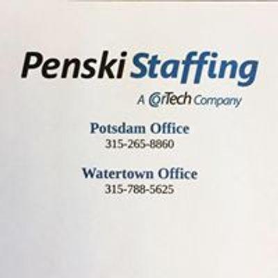 Penski Staffing - St. Lawrence County