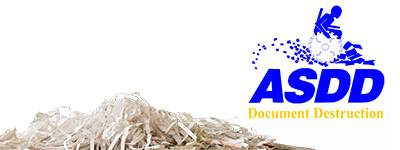 ASDD free Shred-a-Thon