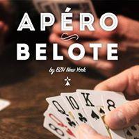 Apero-Belote BZH NY  Davids Cafe