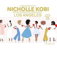 A Parisian Instant with Nicholle Kobi Los Angeles