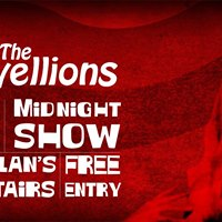The Revellions at Whelans Upstairs - Midnight Show
