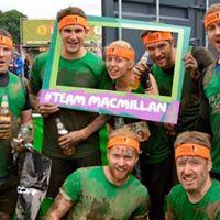 Tough Mudder Half Midlands - Team Macmillan