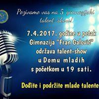 5. Talent show