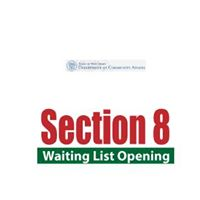 New Jersey State Section 8 Wait List Opens Soon at http ...