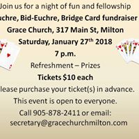 Card Event at Grace