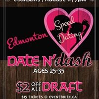Speed dating edmonton fastlife