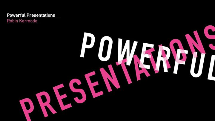 robin kermode powerful presentations at british museum london