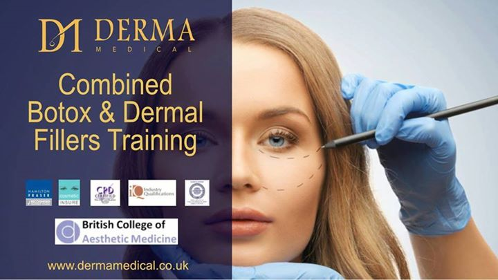 Botox & Dermal Fillers Training – Combined (2 Days) at