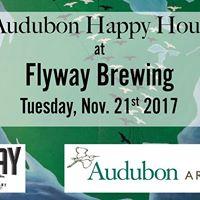 Audubon Happy Hour at Flyway Brewing