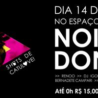 Noite das Donzelas a prvia das Virgens da Asa Norte