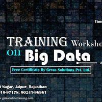 Free Training workshop on BIG DATA
