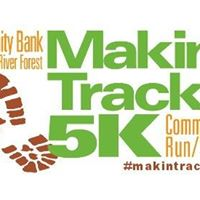 Community Bank Makin Tracks 5K Community RunWalk