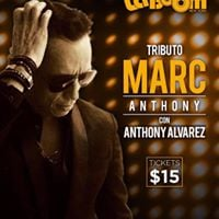 The Marc Anthony Experience by Actor Anthony Alvarez