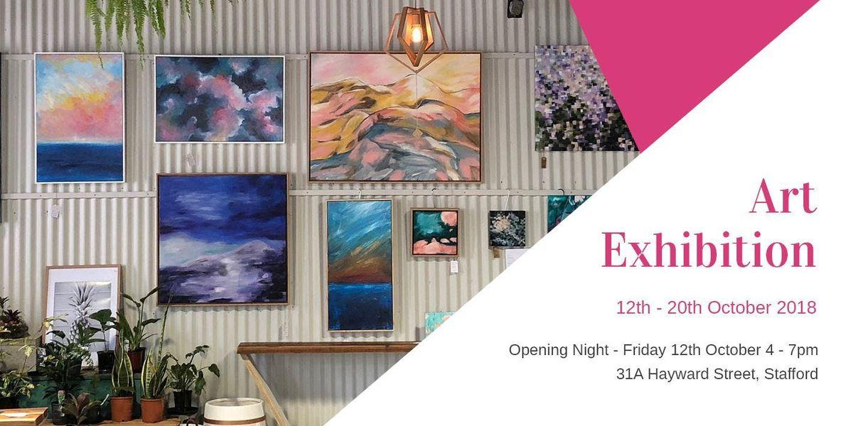 A Collective Art Exhibition