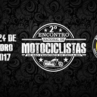 2 Encontro Nacional De Motociclistas- So Francisco De Paula-MG