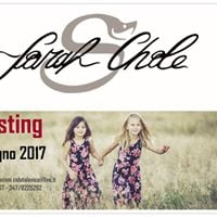 Casting 11 Giugno 2017