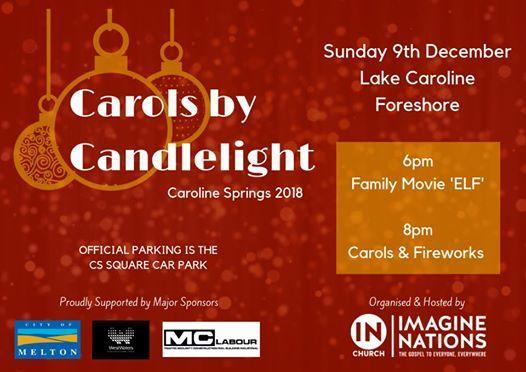 Caroline Springs Community Carols By Candlelight