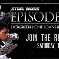 Ozzy EnglishEvergreen Home Loans--FREE Screening of Star Wars VIII