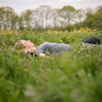 Summer Farmscape Yoga