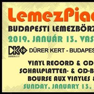 Januri LemezPiac  Budapesti Lemezbrze