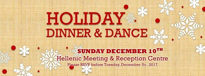 Holiday Dinner & Dance