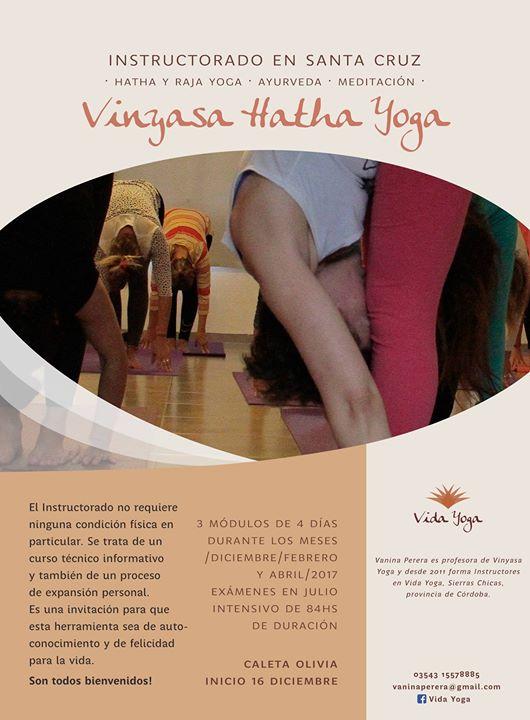 Instructorado de Yoga     Caleta Olivia -2016 2017 at Anahata Yoga ... 5dc204c8d000
