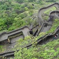 One day trek to &quot Twin fort  lohagad and Visapure