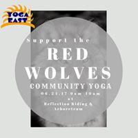 Red Wolf Community Yoga