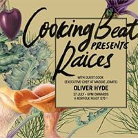 Cooking Beats presents Races with Oliver Hyde
