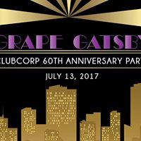 Grape Gatsby Party