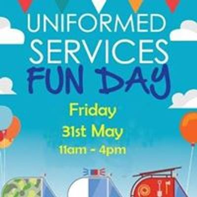 Uniformed Services Fun Day