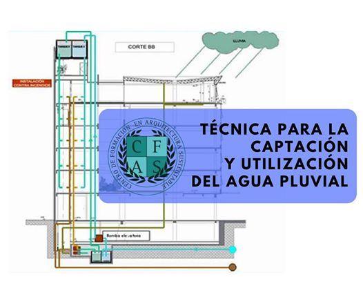 Tcnica para la Captacin y Utilizacin del Agua Pluvial