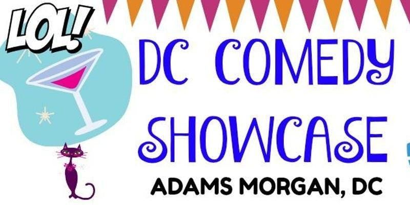 DC Comedy Showcase at Comedy Club DC - Washington DC (ADAMS MORGAN)