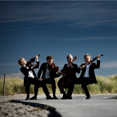 The Danish String Quartet recital