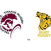 Taunton Titans vs Bury St Edmunds