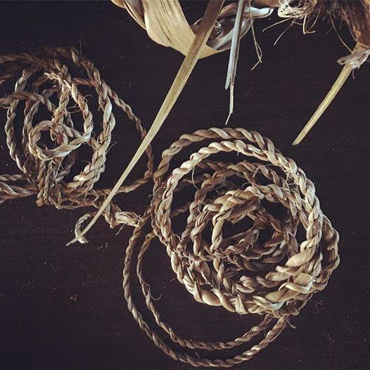 String-making with t kuka on Mondays Wednesdays & Fridays