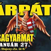 Krptia Koncert Balassagyarmat